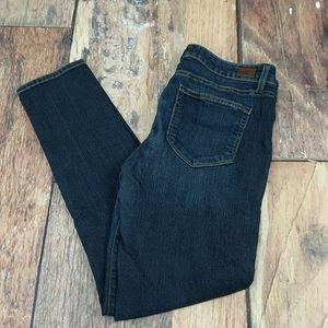 Paige Denim Jeans Skyline Skinny Size 30